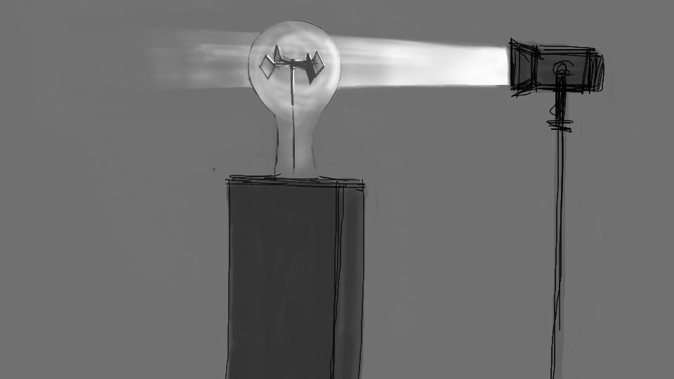 Molino de luz web